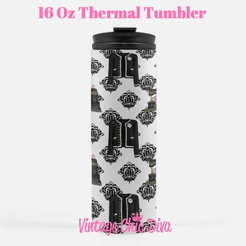 Chanel Pattern19 Tumbler-