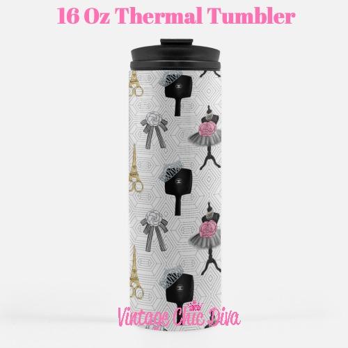 Chanel Pattern21 Tumbler-