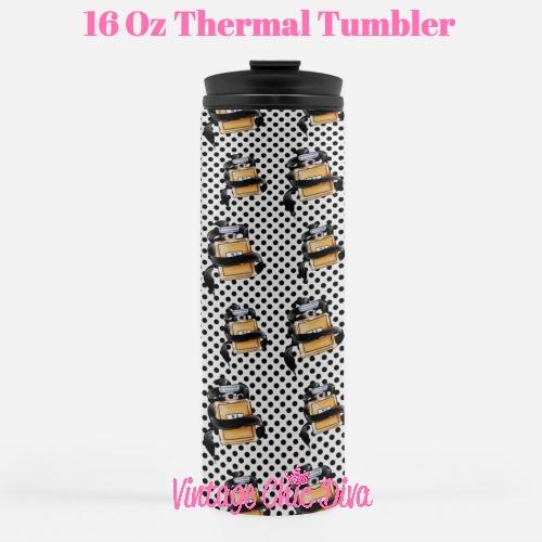 Chanel Pattern22 Tumbler-