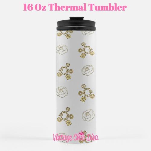 Chanel Pattern23 Tumbler-