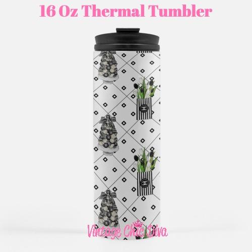 Chanel Pattern25 Tumbler-