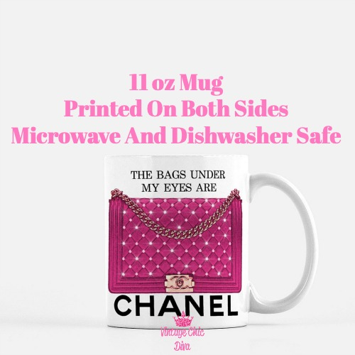 Chanel Purse10 Coffee Mug-
