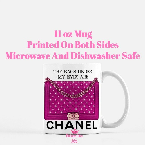 Chanel Purse11 Coffee Mug-