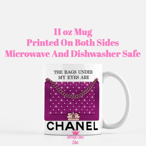 Chanel Purse12 Coffee Mug-