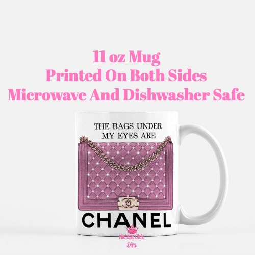 Chanel Purse13 Coffee Mug-