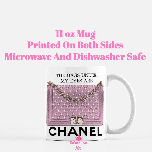 Chanel Purse14 Coffee Mug-