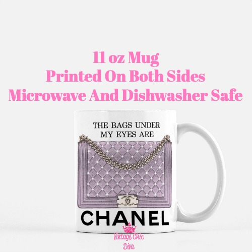 Chanel Purse15 Coffee Mug-