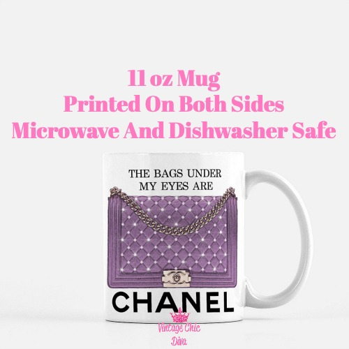 Chanel Purse16 Coffee Mug-