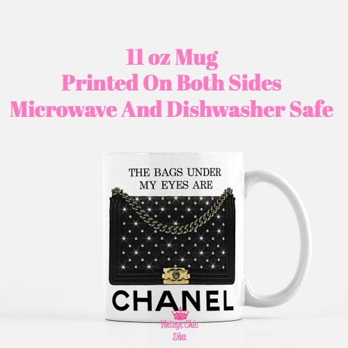Chanel Purse1 Coffee Mug-