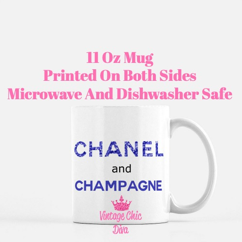 Chanel Quote11 Coffee Mug-