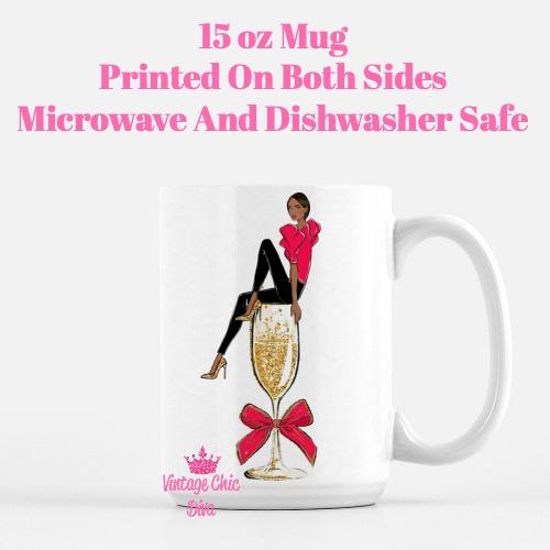 Chocolate Girl5 Coffee Mug-