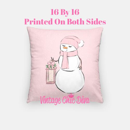 Christmas Set1 Pillow Case-