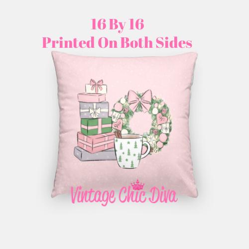 Christmas Set3 Pillow Case-