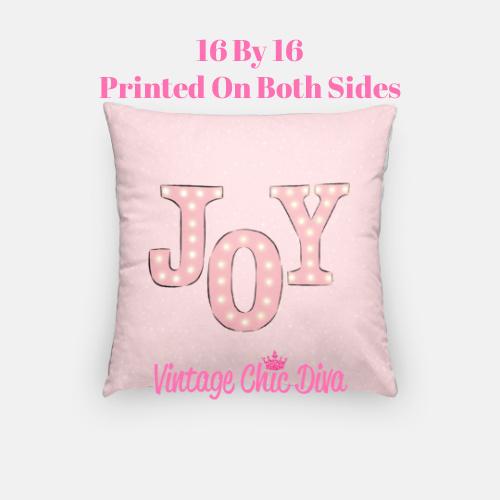 Christmas Set4 Pillow Case-