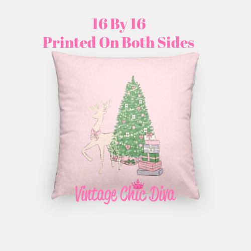 Christmas Set5 Pillow Case-