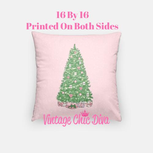Christmas Set7 Pillow Case-