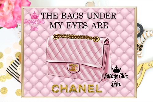 Coco Chanel Quote6 Pink Tufted Background-