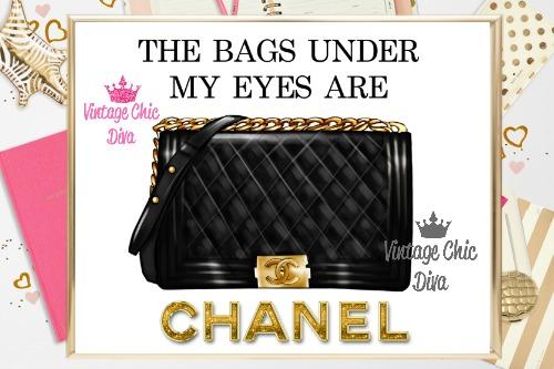 Coco Chanel Quote7 White Background-