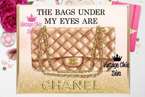 Coco Chanel Quote8 Nude Glitter Background-
