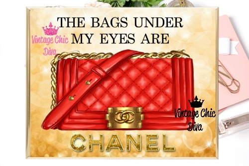 Coco Chanel Quote9 Gold Bokeh Background-