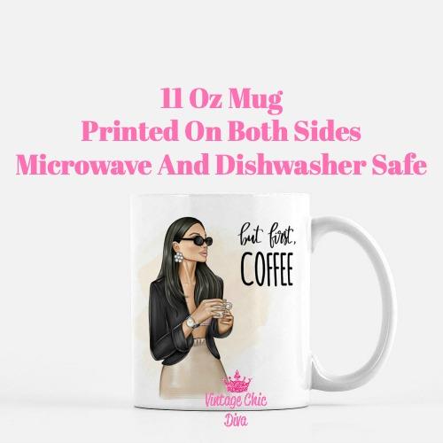 Coffee Girl5 Coffee Mug-