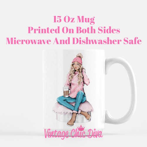 Coffee Girls1 Coffee Mug-