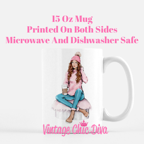 Coffee Girls2 Coffee Mug-