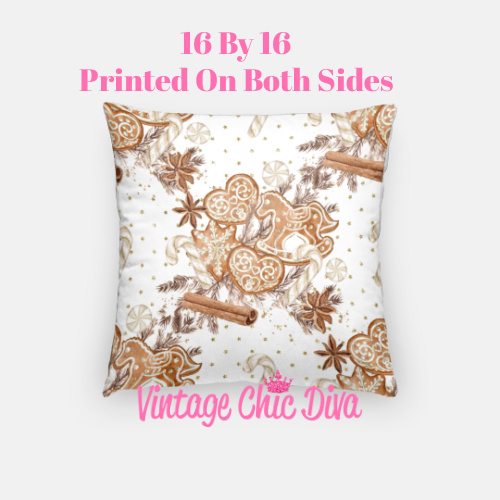 Cold Outside12 Pillow Case-