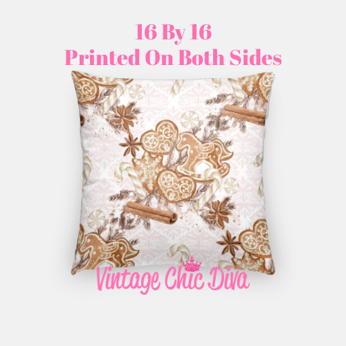 Cold Outside15 Pillow Case-