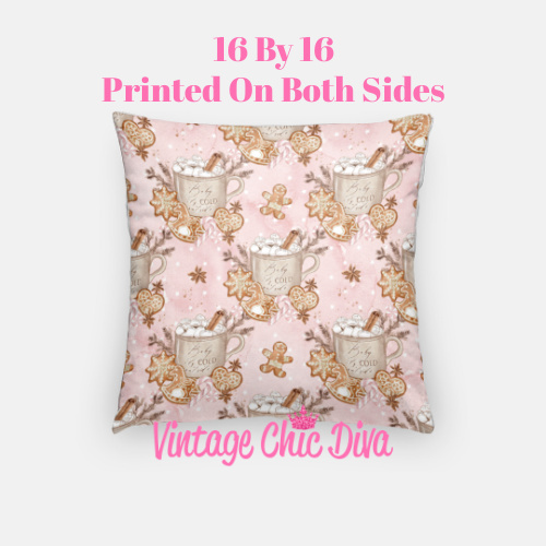 Cold Outside1 Pillow Case-