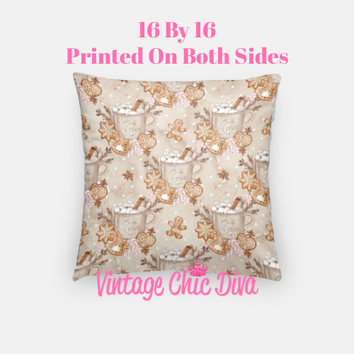 Cold Outside2 Pillow Case-