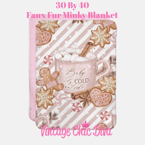 Cold Outside7 Blanket-
