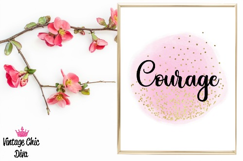 Courage-