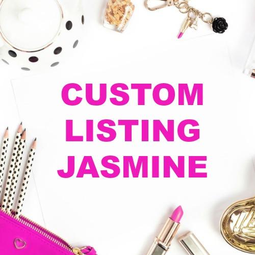 Custom Coffee Mug Jasmine-