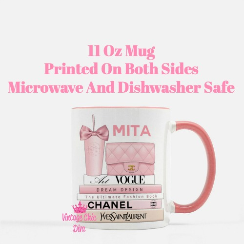 Custom Coffee Mug Mita-