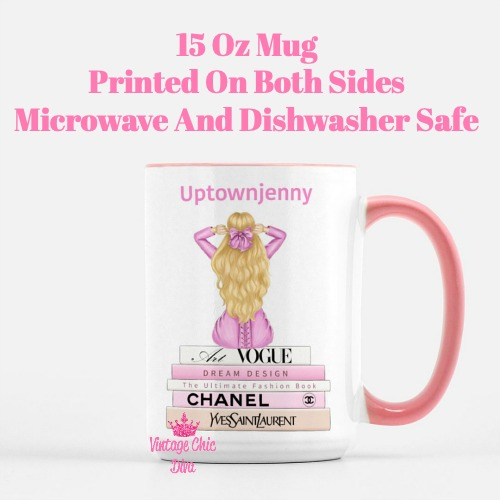 Custom Coffee Mug Jenny-