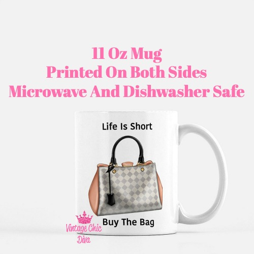 Designer Handbag Set10 Coffee Mug-