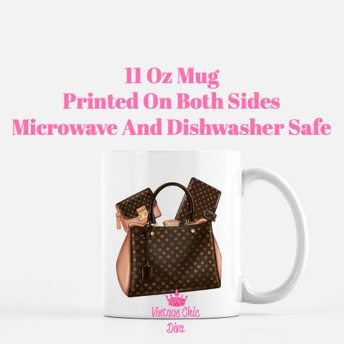 Designer Handbag Set11 Coffee Mug-
