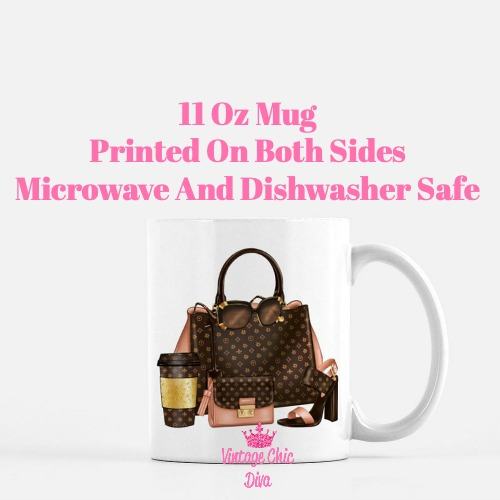 Designer Handbag Set13 Coffee Mug-