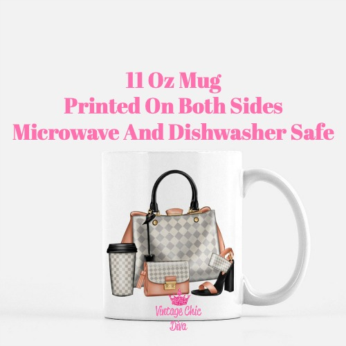 Designer Handbag Set14 Coffee Mug-