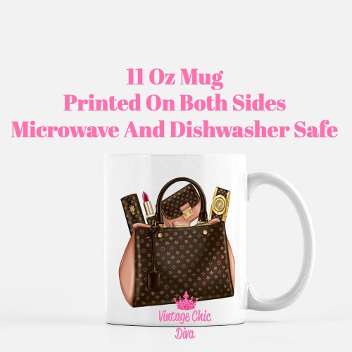 Designer Handbag Set15 Coffee Mug-