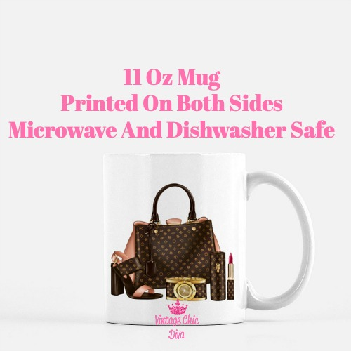 Designer Handbag Set17 Coffee Mug-