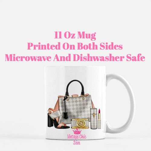 Designer Handbag Set18 Coffee Mug-