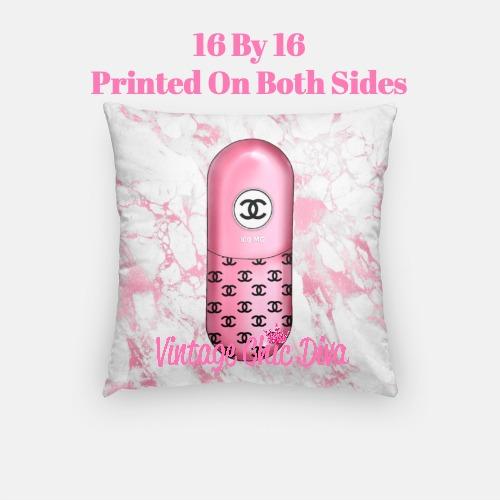 Designer Pill10 Pillow Case-