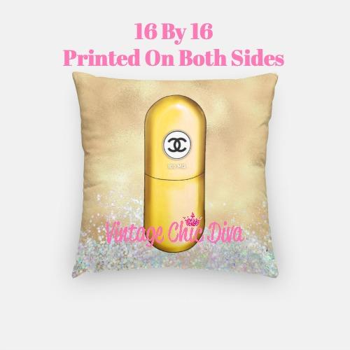 Designer Pill11 Pillow Case-