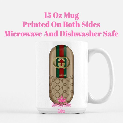 Designer Pill12 Coffee Mug-
