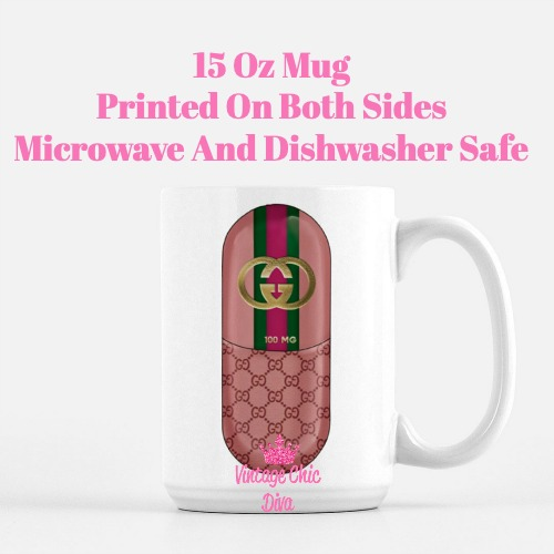 Designer Pill13 Coffee Mug-