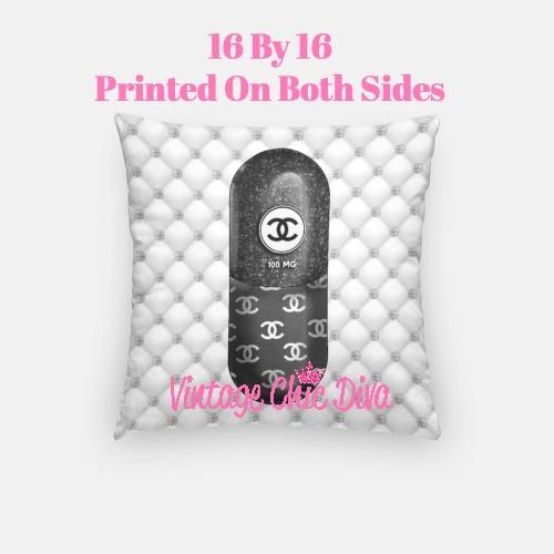 Designer Pill14 Pillow Case-