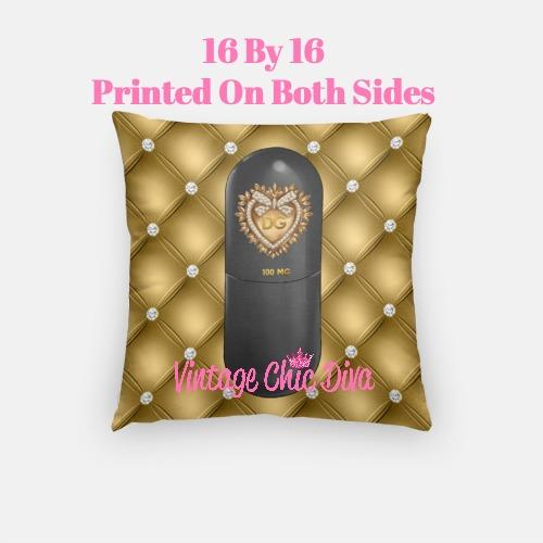 Designer Pill16 Pillow Case-