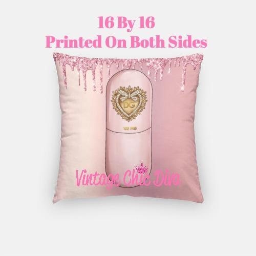 Designer Pill17 Pillow Case-